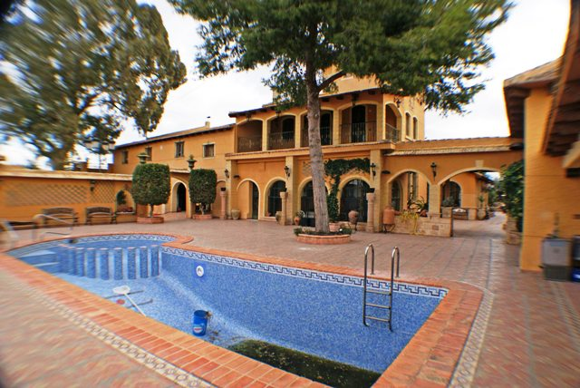 Traditional Spanish Style Estate