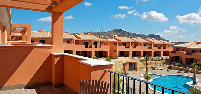 Costa Blanca Property Shop - Beautiful, Sunny Apartments.