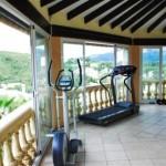 Spare/Gym Room