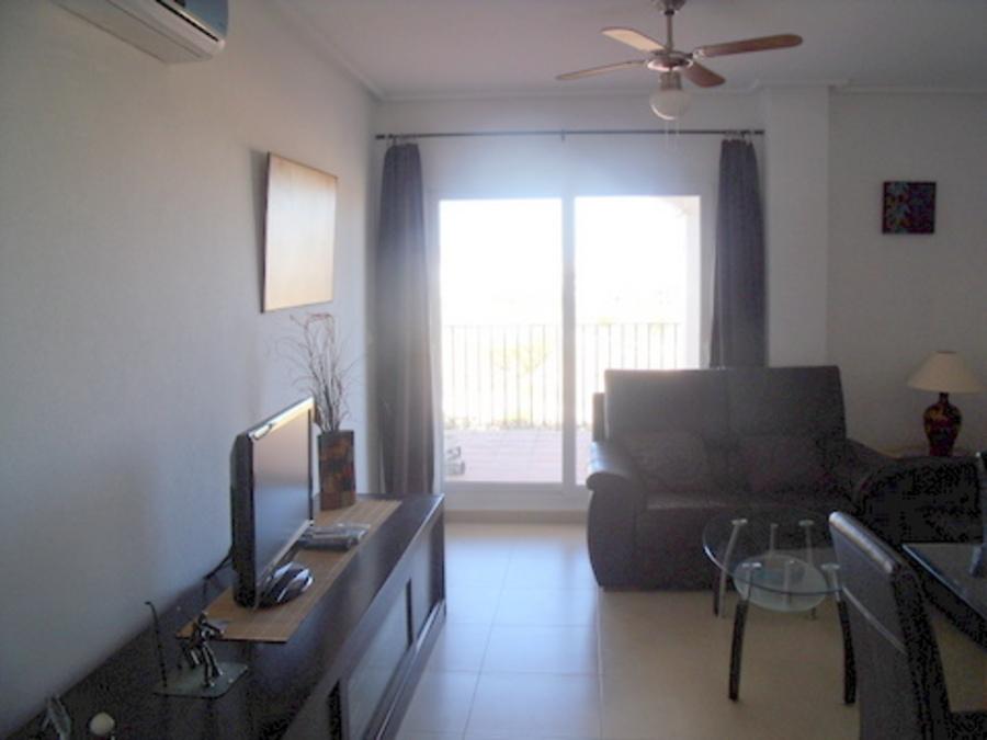 PSLPERL196g Apartment for sale in Hacienda Riquelme, Costa Blanca