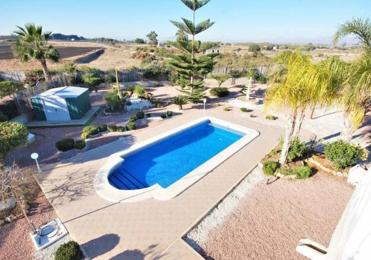PSAGM2003n Villa for sale in Elche, Alicante, Costa Blanca