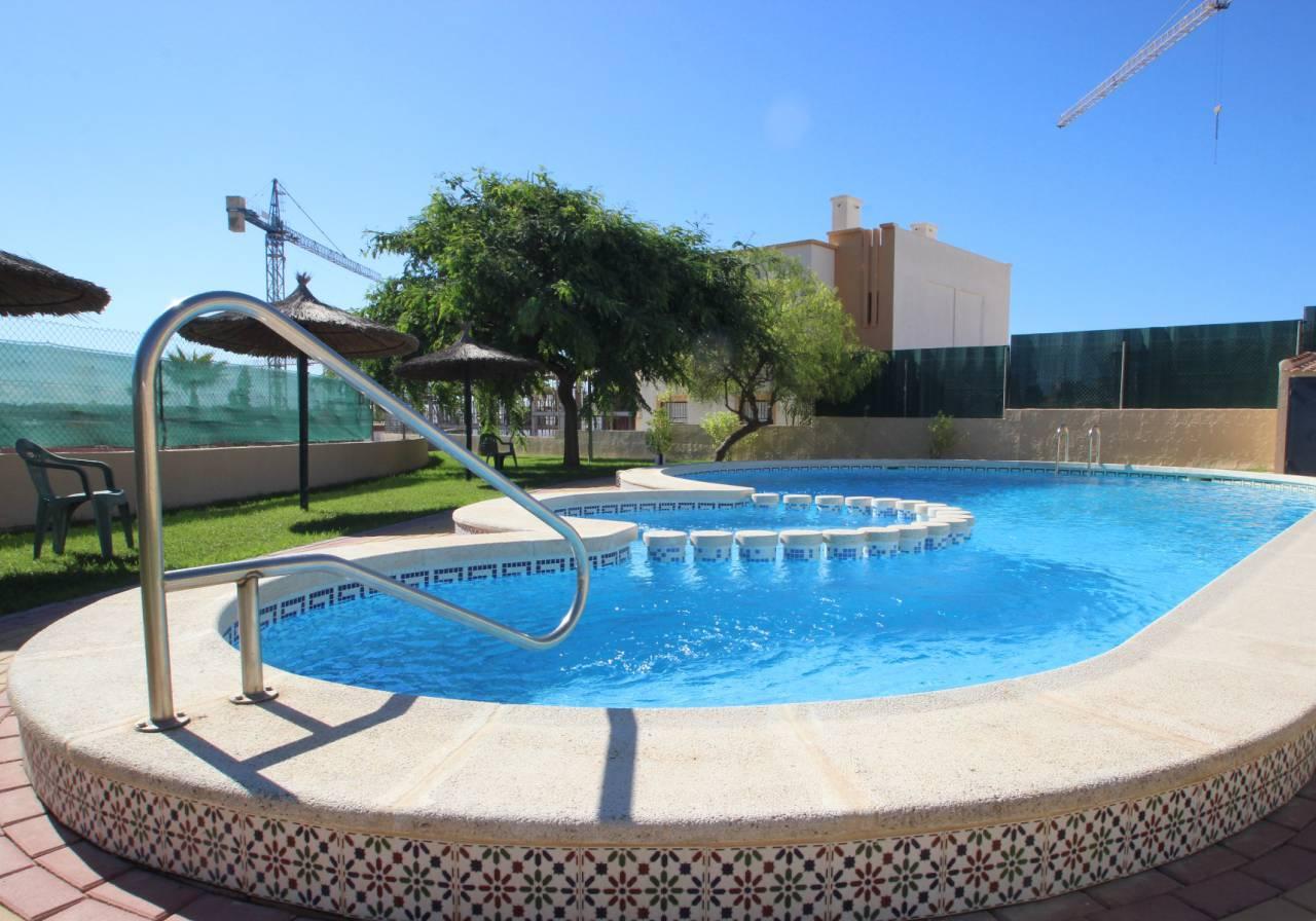 PSAGZ501d Duplex House for sale in Torrevieja, Costa Blanca